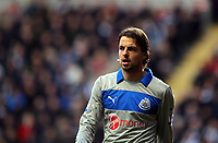 Saturday 17 November 2012<br /> Pictured: Tim Krul goalkeeper of Newcastle<br /> Re: Barclay's Premier League, Newcastle United v Swansea City FC at St James' Park, Newcastle Upon Tyne, UK.