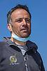 CAMMAS Franck (FRA), Skipper Gitana, Maxi Banque Populaire, mise à l'eau, LORIENT LA BASE 2021