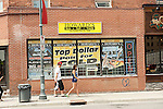 Pawn Shop store front