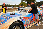 Feb 09, 2009; 4:17:41 PM; Barberville, FL, USA; UMP DIRTcar Racing Series for the 38th Annual ALLTEL DIRTcar Nationals by UNOH at Volusia Speedway Park.  Mandatory Credit: (thesportswire.net)