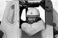 - NATO exercises in Norway, British paratroopers (March 1986)....- esercitazioni NATO in Norvegia, paracadutisti inglesi (marzo 1986)