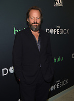 """NEW YORK CITY - OCTOBER 4: Peter Sarsgaard attends the red carpet premiere of Hulu's """"DOPESICK"""" at the Museum of Modern Art on October 4, 2021 in New York City. . (Photo by Frank Micelotta/Hulu/PictureGroup)"""