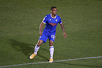 Paris Cowan-Hall of Colchester United during Colchester United vs West Ham United Under-21, EFL Trophy Football at the JobServe Community Stadium on 29th September 2020