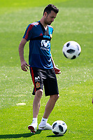 Spain's Sergio Busquets during training session. May 31,2018.(ALTERPHOTOS/Acero) /NortePhoto.com