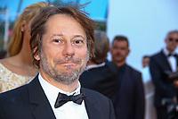 Mathieu Amalric, sur le tapis rouge pour la projection du film D APRES UNE HISTOIRE VRAIE, hors competition lors du soixante-dixième (70ème) Festival du Film à Cannes, Palais des Festivals et des Congres, Cannes, Sud de la France, samedi 27 mai 2017.