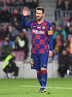 LIonel Messi<br /> 07/12/2019 <br /> Barcelona - Maiorca<br /> Calcio La Liga 2019/2020 <br /> Photo Paco Largo Panoramic/insidefoto <br /> ITALY ONLY
