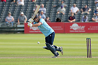 Tom Westley of Essex hits 4 runs to bring up his fifty during Gloucestershire vs Essex Eagles, Royal London One-Day Cup Cricket at the Bristol County Ground on 3rd August 2021