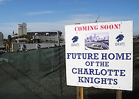 03.10.2013 - BB&T Ballpark Construction