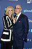 Judith Light and Jeffrey Tambor attends the 26th Annual GLAAD Media Awards on May 9, 2015 at The Waldorf Astoria in New York, New York, USA.<br /> <br /> photo by Robin Platzer/Twin Images<br />  <br /> phone number 212-935-0770