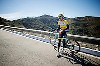 Laurens Ten Dam (NLD/LottoJumbo)<br /> <br /> Team Lotto Jumbo winter training camp<br /> Mojácar, Spain, January 2015
