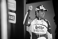 Ronde van Vlaanderen 2013..Jürgen Roelandts (BEL) on the podium