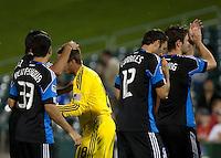 San Jose Earthquakes vs Club Deportivo Chivas USA June 12 2010