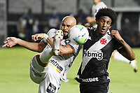 Rio de Janeiro (RJ), 10/01/2021  - Vasco-Botafogo - José Welison jogador do Botafogo,durante partida contra o Vasco,válida pela 29ª rodada do Campeonato Brasileiro 2020,realizada no Estádio de São Januário,na zona norte do Rio de Janeiro,neste domingo (10).