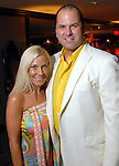 Wendy Phillips and Stewart Skols at the Casino Night for The Health Museum at the Hotel ZaZa Saturday  Aug. 23,2008.(Dave Rossman/For the Chronicle)