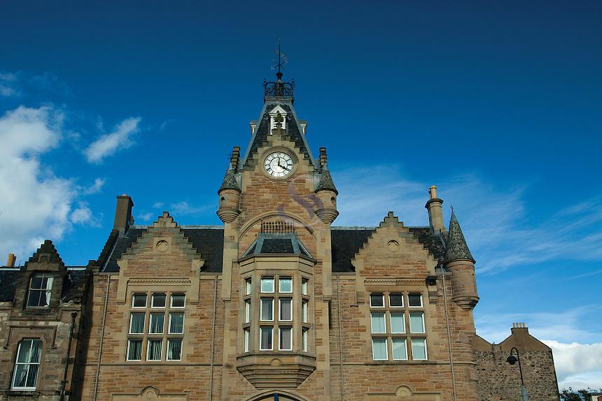 The Old Town Hall, Portobello, Lothian