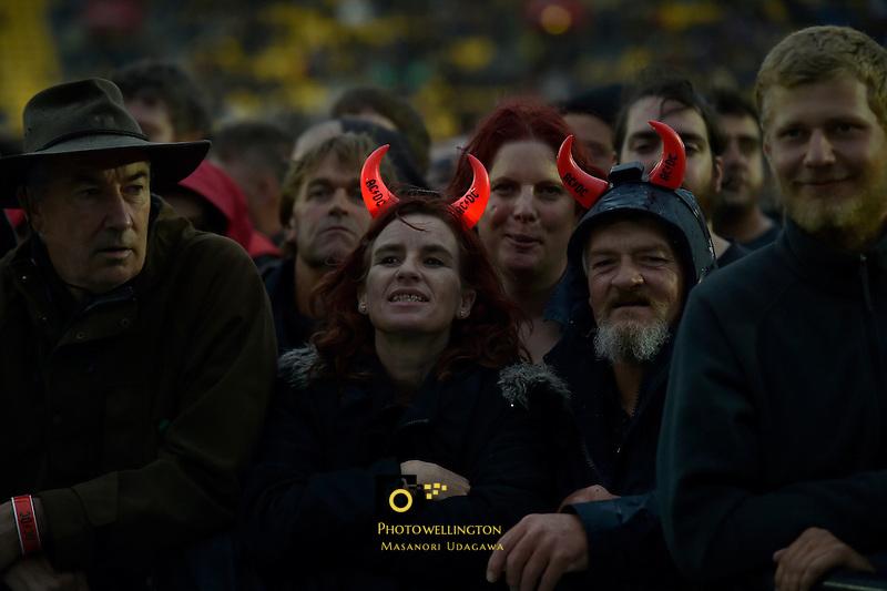 AC/DC Rock Or Bust World Tour concert at Westpac Stadium, Wellington, New Zealand on Saturday, 12 December 2015. Photo by Masanori Udagawa. <br /> www.photowellington.photoshelter.com.
