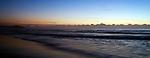 Sunrise on Lighthouse beach,Port Macquarie NSW, Australia