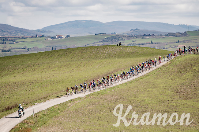 Tuscany<br /> <br /> 15th Strade Bianche 2021<br /> ME (1.UWT)<br /> 1 day race from Siena to Siena (ITA/184km)<br /> <br /> ©kramon