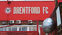 A general view of the outside of Brentford FC during Brentford vs Barnsley, Sky Bet EFL Championship Football at Griffin Park on 22nd July 2020