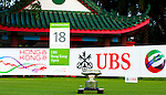 Action during Round 2 of the UBS Hong Kong Golf Open 2011 at Fanling Golf Course in Hong Kong on 1st December 2011. Photo © Andy Jones / The Power of Sport Images