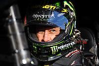Dec. 9, 2011; Chandler, AZ, USA;  LOORRS pro 4 unlimited driver Johnny Greaves during qualifying for round 15 at Firebird International Raceway. Mandatory Credit: Mark J. Rebilas-