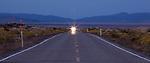Highway, Eastern Sierra, CA