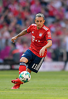 12.05.2018, Football 1. Bundesliga 2017/2018, 34.  match day, FC Bayern Muenchen - VfB Stuttgart, in Allianz-Arena Muenchen.  Rafinha (FC Bayern Muenchen) . *** Local Caption *** © pixathlon<br /> <br /> +++ NED + SUI out !!! +++<br /> Contact: +49-40-22 63 02 60 , info@pixathlon.de