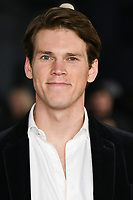"""Guest<br /> arriving for the premiere of """"The White Crow"""" at the Curzon Mayfair, London<br /> <br /> ©Ash Knotek  D3488  09/03/2019"""