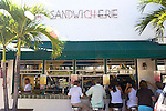 Sandwicherie, South Beach, Miami, Florida
