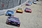 Monster Energy NASCAR Cup Series<br /> AAA 400 Drive for Autism<br /> Dover International Speedway, Dover, DE USA<br /> Sunday 4 June 2017<br /> Denny Hamlin, Joe Gibbs Racing, FedEx Express Toyota Camry, Dale Earnhardt Jr, Hendrick Motorsports, Nationwide Chevrolet SS<br /> World Copyright: John K Harrelson<br /> LAT Images<br /> ref: Digital Image 17DOV1jh_06563