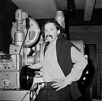 Jean-Claude Labrecque, vers 1975<br /> (date exacte inconnue)<br /> <br /> PHOTO : Agence Quebec Presse<br /> - Roland lachance