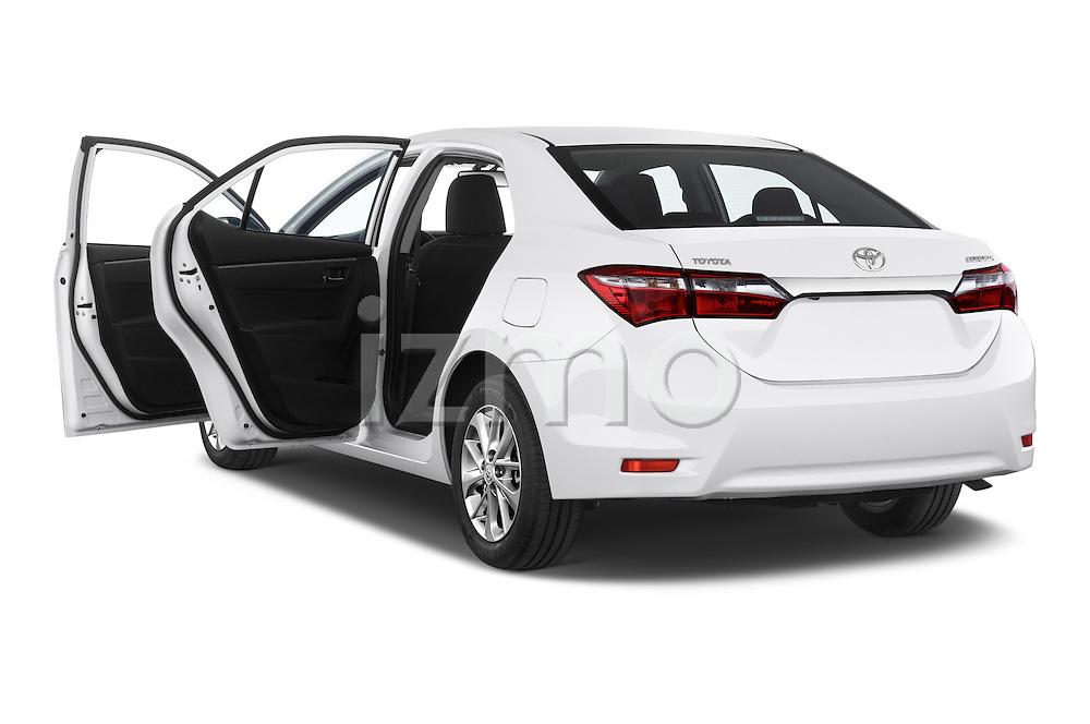 Car images of a 2014 Toyota Corolla Comfort 4 Door Sedan 2WD Doors