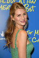 """Olivia Newman Young<br /> arriving for the premiere of """"The Miseducation of Cameron Post"""" screening at Picturehouse Central, London<br /> <br /> ©Ash Knotek  D3424  22/08/2018"""