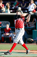 Brandon Waring ---  At the annual California League-Carolina League all-star game at the Diamond in Lake Elsinore, CA - 06/23/2009. The game was won by the California League, 2-1, on a walk-off homerun by Lancaster's Jon Gaston..Photo by:  Bill Mitchell/Four Seam Images