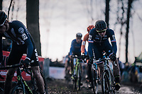 Eddy Fine (FRA)<br /> <br /> U23 Men's Race<br /> UCI CX Worlds 2018<br /> Valkenburg - The Netherlands