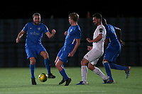 Albie Sheehan-Cozens of Barking during Barking vs Romford, Friendly Match Football at Mayesbrook Park on 8th September 2020