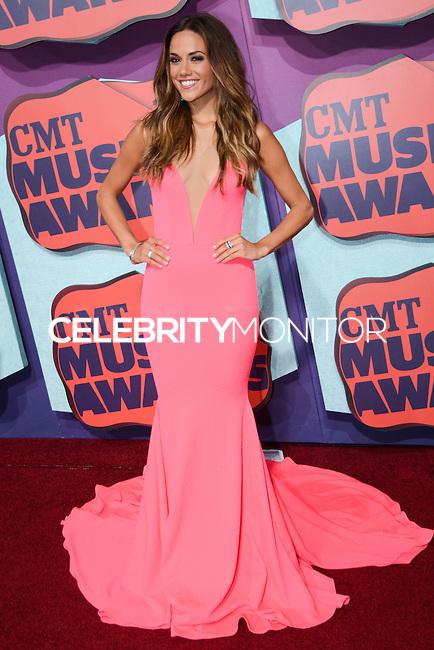 NASHVILLE, TN, USA - JUNE 04: Jana Kramer at the 2014 CMT Music Awards held at the Bridgestone Arena on June 4, 2014 in Nashville, Tennessee, United States. (Photo by Celebrity Monitor)