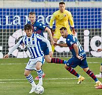 2021.05.01 La Liga SD Huesca VS Real Sociedad