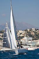 ESP7743  .ARAS  .Pedro Rodriguez  .J.Luis Bañuls  .independiente  .Dufour 34 .XXII Trofeo 200 millas a dos - Club Náutico de Altea - Alicante - Spain - 22/2/2008