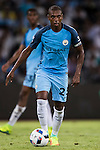 Manchester City midfielder Fernandinho Roza during the match against Manchester City FC at the 2016 International Champions Cup China match at the Shenzhen Stadium on 28 July 2016 in Shenzhen, China. Photo by Victor Fraile / Power Sport Images