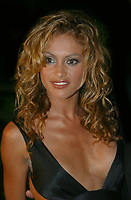 Miami, FL 11-2-2002<br /> Paulina Rubio at the Fashion Fete <br /> event hosted by Roberto Cavalli.<br /> Photo By Adam Scull/PHOTOlink