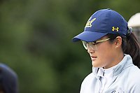 STANFORD, CA - APRIL 24: Eun Soo Jeon at Stanford Golf Course on April 24, 2021 in Stanford, California.