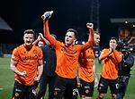 08.11.2019 Dundee v Dundee Utd: Lawrence Shankland celebrates
