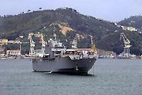 "- Italian Navy,  amphibious assault ship ""S.Giorgio""....- Marina militare italiana, nave da assalto anfibio ""S.Giorgio"""