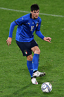 Matteo Pessina of Italy in action during the friendly football match between Italy and Estonia at Artemio Franchi Stadium in Firenze (Italy), November, 11th 2020. Photo Andrea Staccioli/ Insidefoto