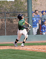 JD McLaughlin / Joe McLaughlin - 2021 Central Arizona College Vaqueros (Bill Mitchell)