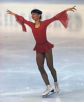Claudia Kristofics-Binder of Austria competes at the 1978 World Figure Skating Championships in Ottawa, Canada. Photo copyright Scott Grant