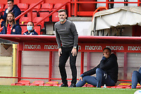 Salford City F.C.Manager Graham Alexander during Stevenage vs Salford City, Sky Bet EFL League 2 Football at the Lamex Stadium on 3rd October 2020