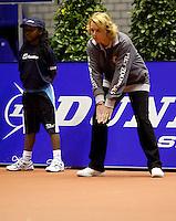 9-12-09, Rotterdam, Tennis, REAAL Tennis Masters 2009,  Scheidsrechter