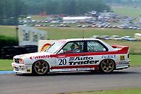 1992 British Touring Car Championship. #20 Sean Walker (GBR). Techspeed Racing. BMW M3.